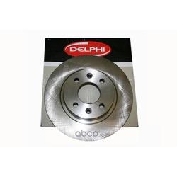 Тормозной диск (Delphi) BG4045