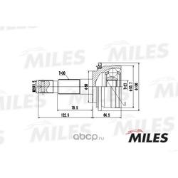 Шарнирный комплект VAG (Miles) GA20484