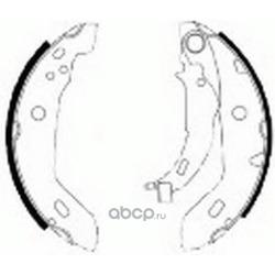 Комплект тормозных колодок (Ferodo) FSB569