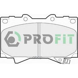 Комплект тормозных колодок (PROFIT) 50001456