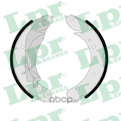 Комплект тормозных колодок (Lpr) 07420