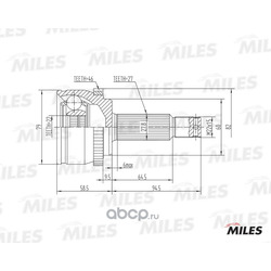 Шрус Киа Сид 2011 (Hyundai-KIA) 495921H010