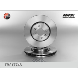 ДИСК ТОРМОЗНОЙ FENOX (FENOX) TB217746
