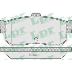 Комплект тормозных колодок, дисковый тормоз (Lpr) 05P929
