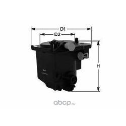 Топливный фильтр (Clean filters) MGC1683