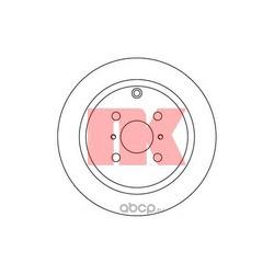 Диск тормозной зад.NK (Nk) 204581
