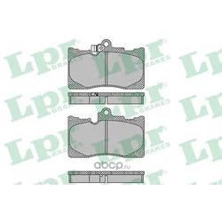 Комплект тормозных колодок, дисковый тормоз (Lpr) 05P1331