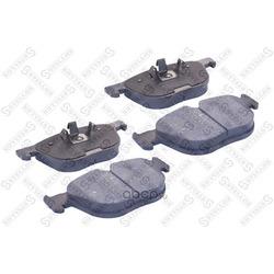 Комплект тормозных колодок (Stellox) 000070BSX