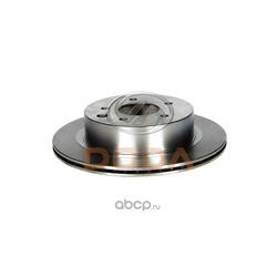 Тормозной диск (DODA) 1070110017