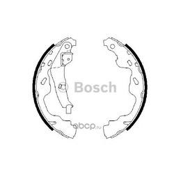 Колодки тормозные барабанные, комплект (Bosch) 0986487665