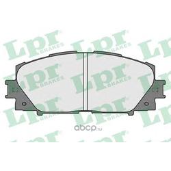 Комплект тормозных колодок, дисковый тормоз (Lpr) 05P1529