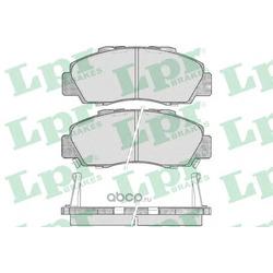 Комплект тормозных колодок, дисковый тормоз (Lpr) 05P472