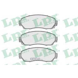 Комплект тормозных колодок, дисковый тормоз (Lpr) 05P1634