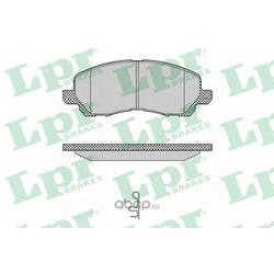 Комплект тормозных колодок, дисковый тормоз (Lpr) 05P1347