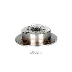 Тормозной диск (DODA) 1070110013