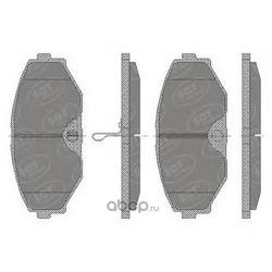 Колодки торм.FR (SCT) SP440