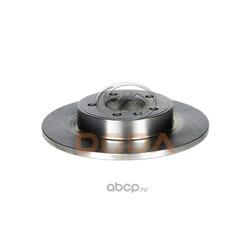 Тормозной диск (DODA) 1070110002