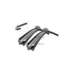 Щетка бескаркасная, крючок, 600мм (Bosch) 3397118909
