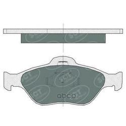 Комплект тормозных колодок, дисковый тормоз (SCT) SP363
