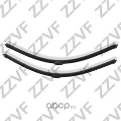 Щетки стеклоочистителя переднего (комплект - 2 шт.) (ZZVF) ZV82A