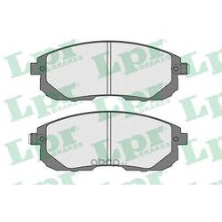Комплект тормозных колодок, дисковый тормоз (Lpr) 05P1606