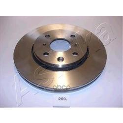 Тормозной диск (Ashika) 6002269