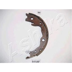 Комплект тормозных колодок, стояночная тормозная система (Ashika) 5501141
