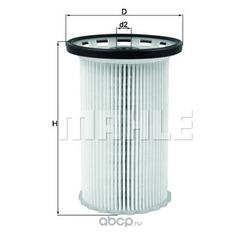 Топливный фильтр (Mahle/Knecht) KX342