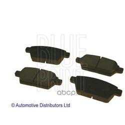 Комплект тормозных колодок, дисковый тормоз (Blue Print) ADM54288