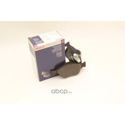 Комплект тормозных колодок, дисковый тормоз (Klaxcar) 24917Z