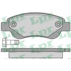 Комплект тормозных колодок, дисковый тормоз (Lpr) 05P1235