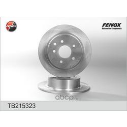 Тормозной диск (FENOX) TB215323
