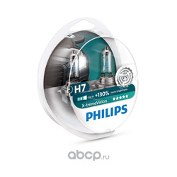 Лампа накаливания, фара дальнего света (Philips) 12972XVS2