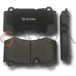 Колодки тормозные передние (Dextrim) DX7FD170