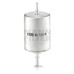 Фильтр топливный (MANN-FILTER) WK7203