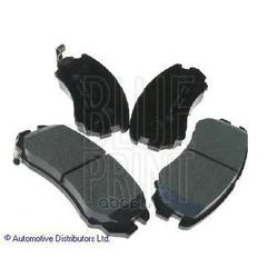 Комплект тормозных колодок, дисковый тормоз (Blue Print) ADG04263
