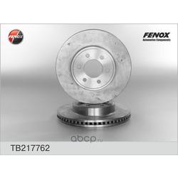 ДИСК ТОРМОЗНОЙ FENOX (FENOX) TB217762