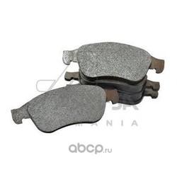 Комплект тормозных колодок (ASAM-SA) 30533