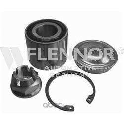 Комплект подшипника ступицы колеса (Flennor) FR791205