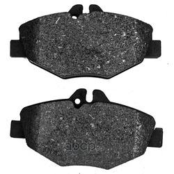 Колодки тормозные передние (Dextrim) DX2510051