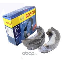 Комплект тормозных колодок (Bosch) 0986487819