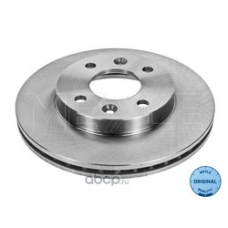 Тормозной диск (Meyle) 16155210037
