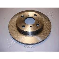 Тормозной диск (Japanparts) DI278