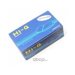 """Колодки тормозные передние """"""""Hi-Q (Sangsin brake) SP1109"""