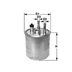 Топливный фильтр (Clean filters) DN1989