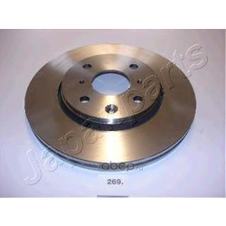 Тормозной диск (Japanparts) DI269