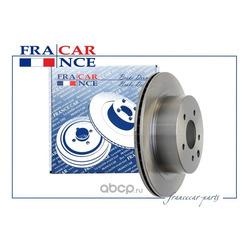 Диск тормозной задний вентилируемый 292x16 (Francecar) FCR220476