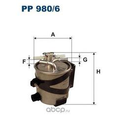Фильтр топливный Filtron (Filtron) PP9806