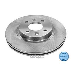 Тормозной диск (Meyle) 16155210036