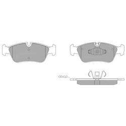 Комплект тормозных колодок, дисковый тормоз (FREMAX) FBP1401